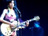 Amy Winehouse, concert @Paris, zénith, Octobre 2007