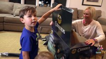 Cerberus 3 Headed Dog Animatronic Attacks DavidsTV | Spirit Halloween Animatronics | Halloween Prop