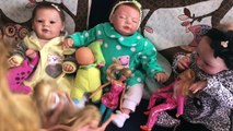 A Babá Atrapalhada Da Minha Bebê Reborn (My babys messy babysitter reborn) Part.7 - Gabi Reborn