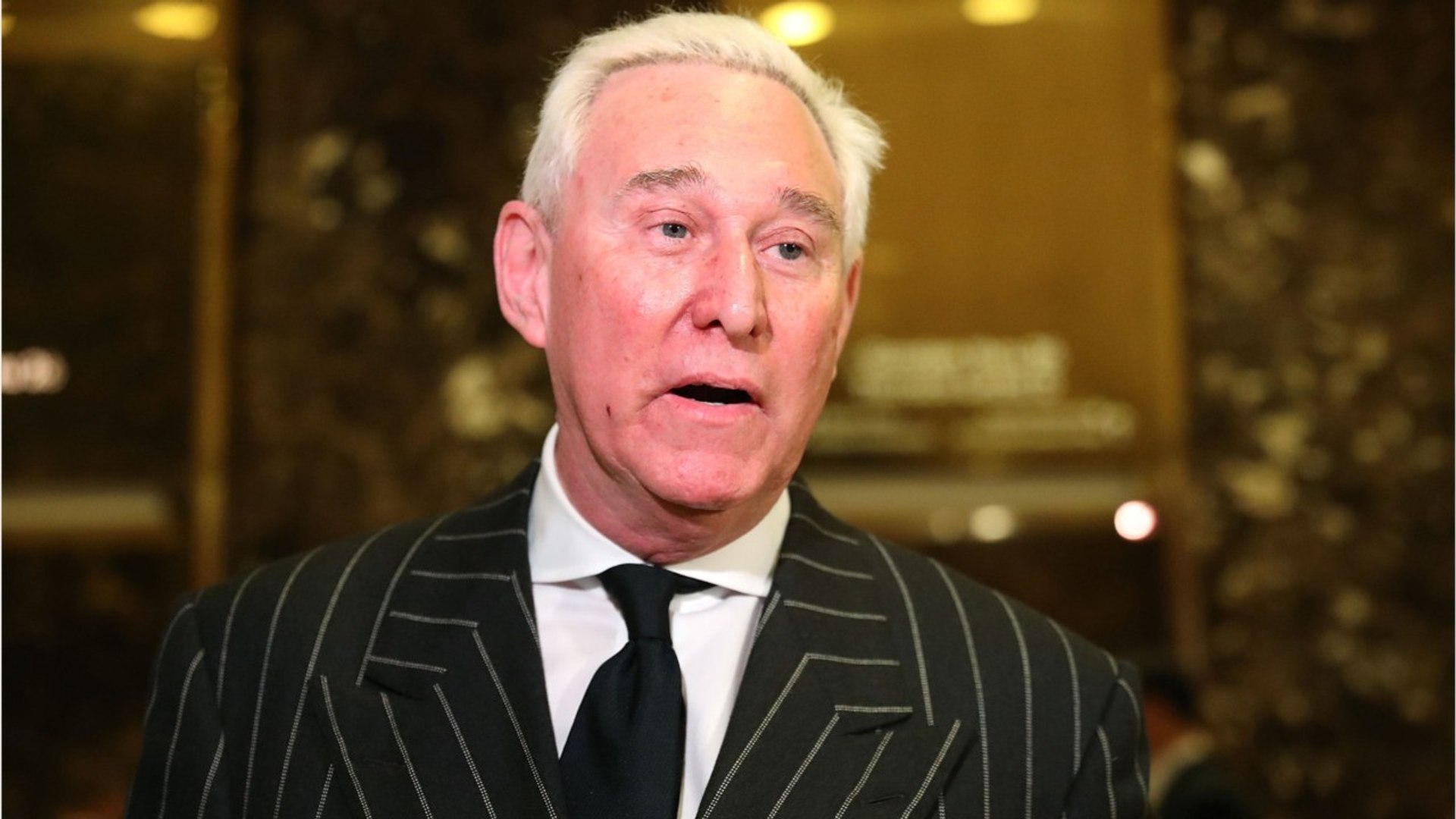 Trump Supporter Roger Stone Banned From Twitter