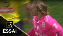 TOP 14 - Essai Charl MCLEOD (SFP) - Clermont - Paris - J8 - Saison 2017/2018