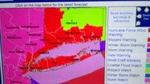 6 ALERTS! 4 Blizzard Warnings + 2 Winter Storm Warnings (EAS #739-745)