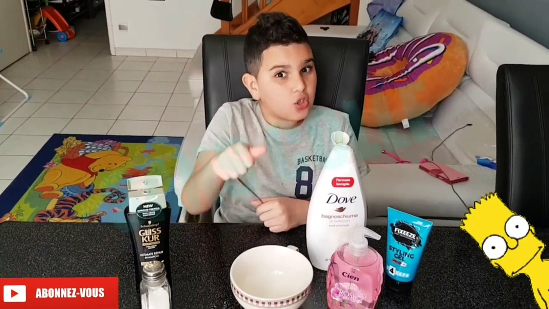 Recette Slime Sans Colle Comment Faire Du Slime