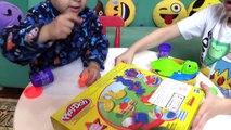 Play-Doh Mickey Clubhouse Disney e Tartaruga Divertida! Em Português - Brinquedos e Surpresas