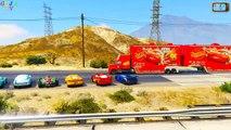 Disney Pixar Cars 2 Tow mater Disney Pixar Cars Mack Truck Hauler Disney Cars 3 Cars