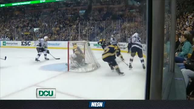 DCU Save of the Game: Tuukka Rask Keeps Bruins In The Game