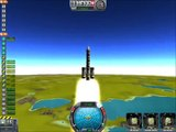 Easy Guide to Orbiting a Rocket In Kerbal Space Program