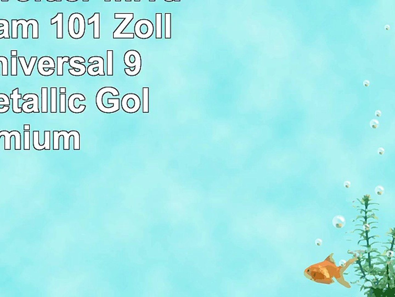 Emartbuy Wolder miTab Amsterdam 101 Zoll Tablet Universal  9  10 Zoll  Metallic Gold