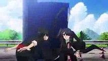 UQ Holder! Mahou Sensei Negima 2-Touta vs Kuromaru