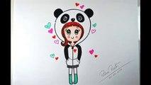 Como Desenhar Garota Com Toca Tumblr Passo A Passo Video