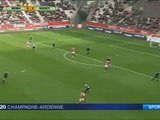 2017 Ligue 2 J13 REIMS NANCY 3-0, le 28/010/2017