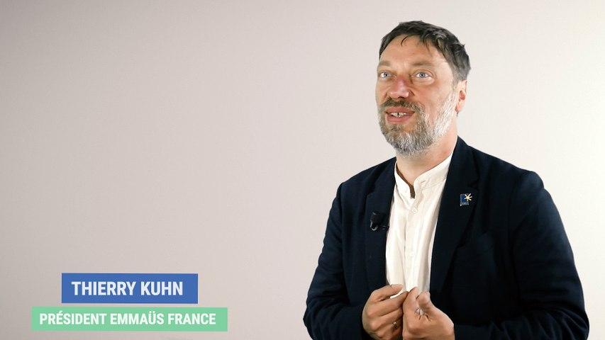 Thierry Kuhn, ambassadeur de l'économie circulaire