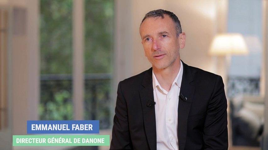 Emmanuel Faber, ambassadeur de l'économie circulaire