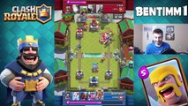 Clash Royale - SPAM BARBARIAN DECK - So Many Barbarians!