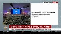 Bakü-Tiflis-Kars Demiryolu Hattı projesi