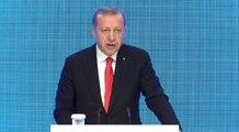 """Cumhurbaşkanı Erdoğan: """"(Bakü-Tiflis-Kars Demiryolu Hattı) Böyle Bir Hattın Bölgemize Getirisi..."""