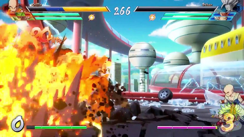 DRAGON BALL FighterZ  All NEW Character Transformations & Ultimate Attacks