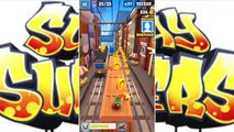 Subway Surfers Freestyler Double Jump and Super Jump!