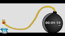 10 minutes Countdown Timer Alarm Clock - video dailymotion