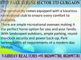 Bptp Park Serene 1st  Project In Sector 37D Gurgaon Dwarka Expressway Call +91 8826997781