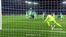 Most Thrilling Champions League Knock-out games SO FAR - 2017