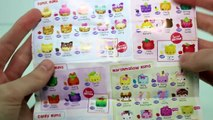 Num Noms Series 3 Lunch Box 12 Pack #1 Unboxing Toy Review