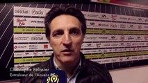 Réactions d'après-match de Christophe Pélissier - En Avant Guingamp vs Amiens SC