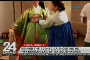 24 Oras Behind the scenes sa shooting ng My Korean Jagiya sa South Korea
