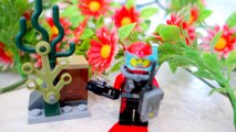 Лего Акула LEGO  Лего Акула атакует водолазов Мультик про Акулу LEGO для детей на русском Игрушки ТВ