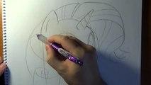 How to draw my little pony Rarity, Как нарисовать пони, как рисовать пони