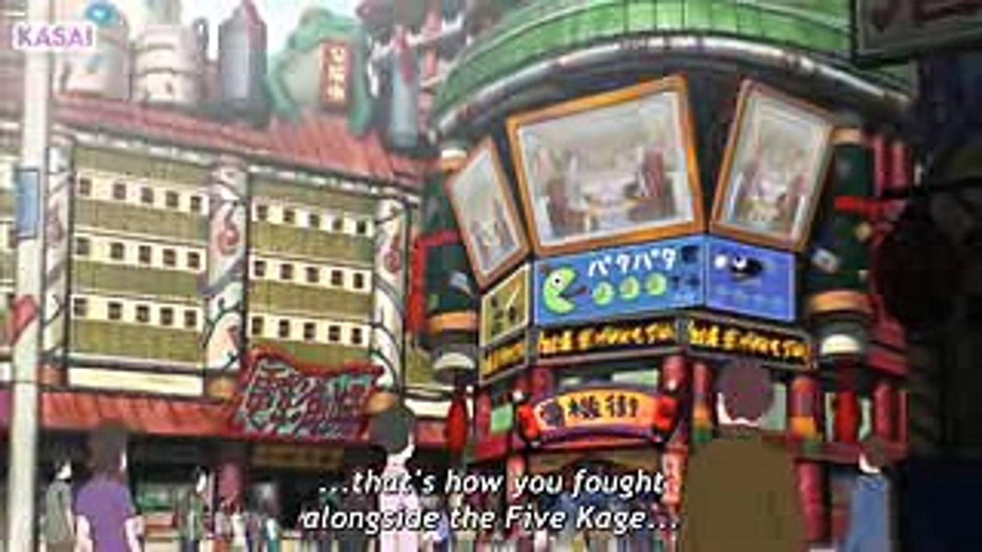 Naruto & Boruto After The Fight With Momoshiki! (Boruto Naruto Next Generations)
