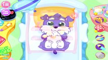 Fun Animal Puppy Care - Play Pet Doctor, Dress Up, Bath - Newborn Baby Pet Puppy Game For Kids
