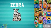 Talking ABC Games Animals for Kids With ABC Animals Songs