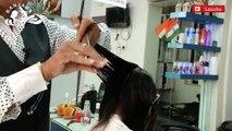 Long Hair Rough Cut - Banjara Salon Academy