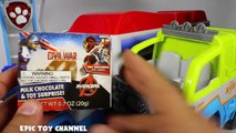 PAW PATROL Magic Surprise Paw Patroller, NEW Air Rescue Ryder Disney Cars Toys & PJ Masks ToysReview