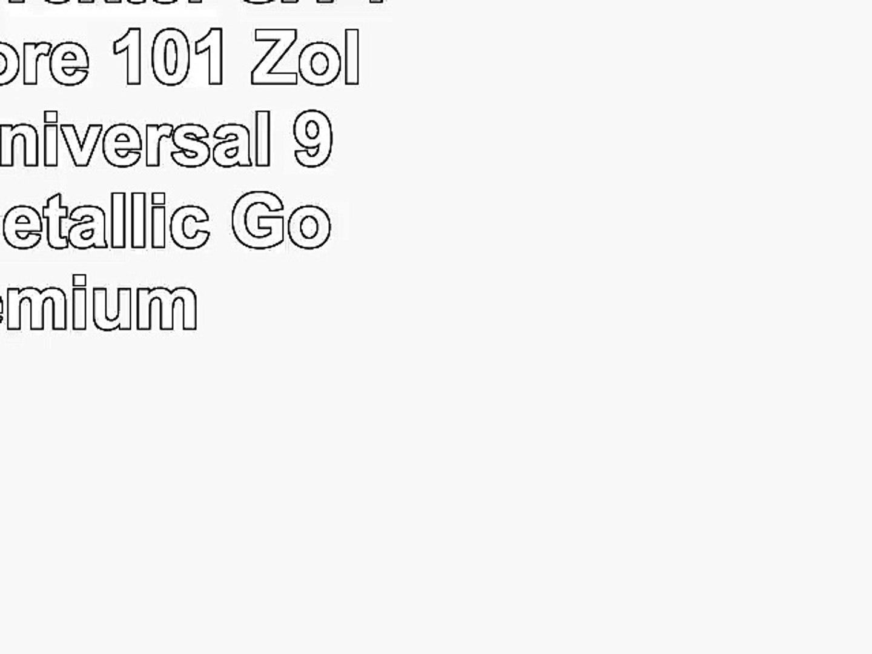 Emartbuy Woxter SX 100 Octa Core 101 Zoll Tablet Universal  9  10 Zoll  Metallic Gold