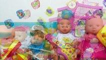 ¡HORA DE IR AL BAÑO! Bebés hacen popó caca y pipí en orinales de la guardería Nenuco Mundo Juguetes