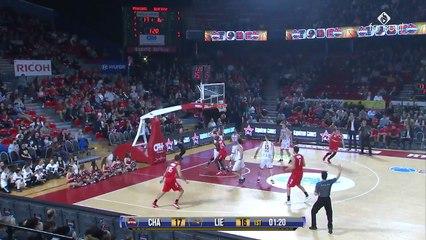 Proximus Spirou Charleroi - Liège Basket (86-64)