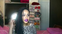 How To Style Your Senegalese Twists, Box Braids, Locks ✿ 14 Quick Easy Hairstyles ✿ Kimmy Boutiki
