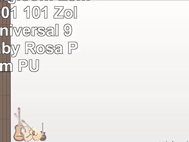Emartbuy Logicom Lement Tab 1001 101 Zoll Tablet Universal  9  10 Zoll  Baby Rosa