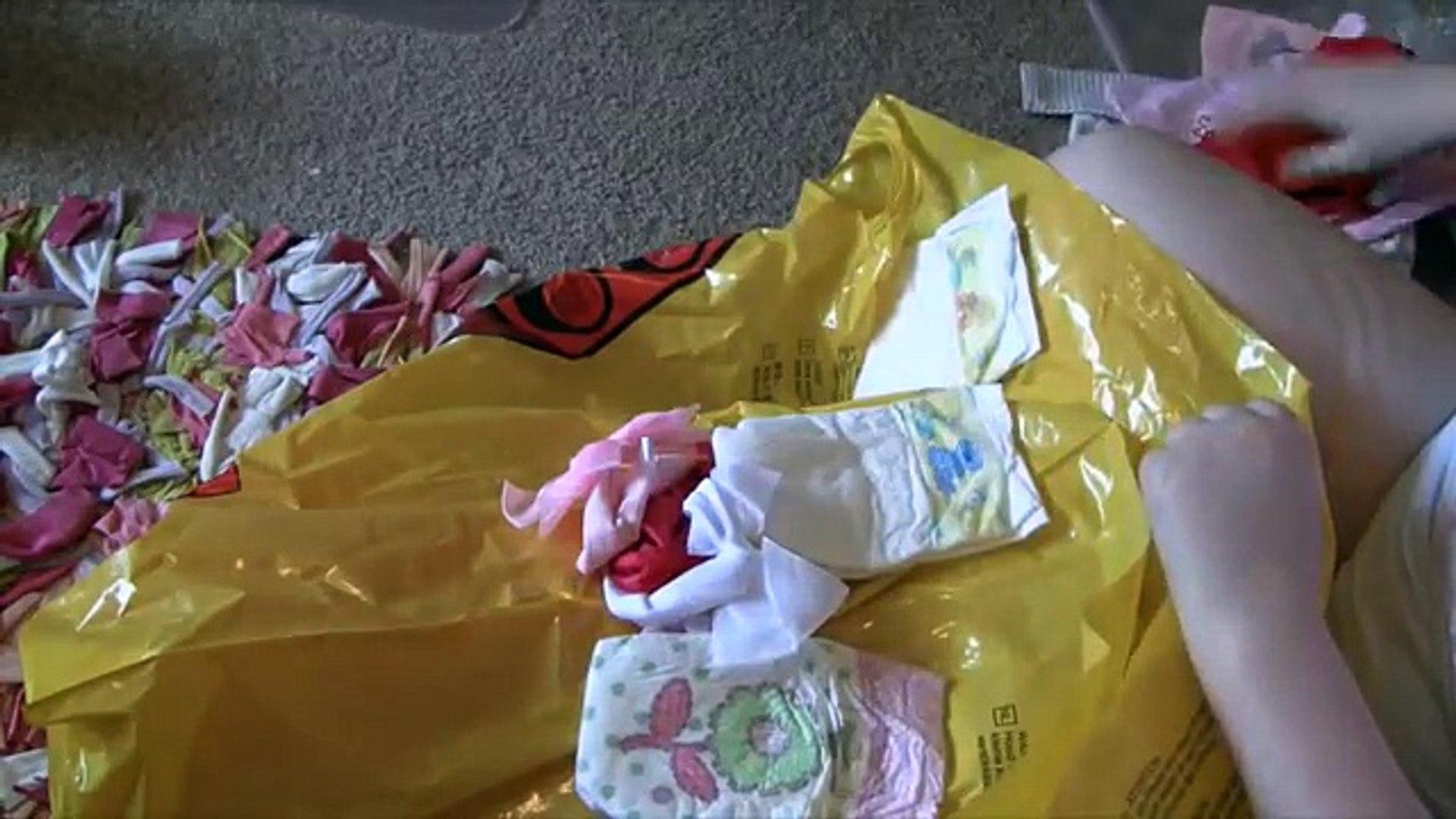 Arias home! *reborn baby box opening!*