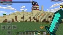 Crazy Craft - Обзор СЕРВЕРА в Minecraft PE 0.14.0/0.15.0 !!!