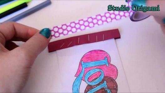 Как сделать открытку фокус с розой, открытки днем