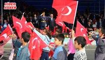 (29 Ekim 2017) 29 EKİM CUMHURİYET BAYRAMI KAYSERİ'DE COŞKUYLA KUTLANDI