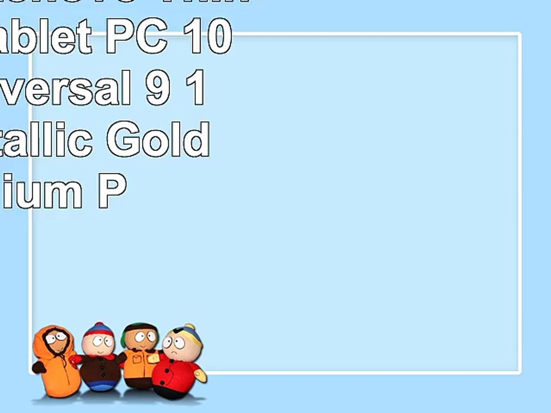 Emartbuy Lenovo ThinkPad 10 Tablet PC 101 Zoll Universal  9  10 Zoll  Metallic Gold