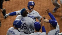 Dodgers Beat Astros To Even World Series