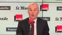 """François de Rugy : """"Laurent Wauquiez, c'est Nicolas Sarkozy sans les idées"""","""