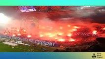 Tifo : Lech Poznań - Wisła Kraków - 27/10/2017 - Amazing fans Craquage | Ultras World Channel HD