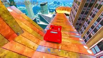 Disney cars Dinoco & Tow Mater Frozen Elsa & Hulk Childrens Songs Nursery Rhymes For kids