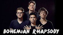 Bohemian Rhapsody - QUEEN - Alex Goot, Sam Tsui, KHS, Tyler Ward, Madilyn Bailey, Live Like Us COVER by  Zili Music Comp